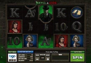 bgo Releases Jekyll & Hyde Proprietary Slot Game