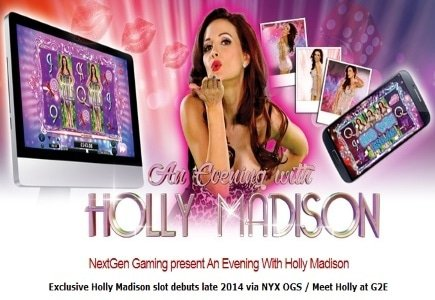 NextGen Gaming to Release an Exclusive Holly Madison Slot