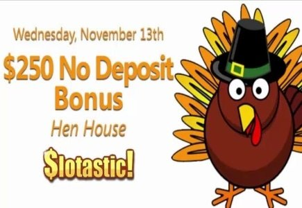 Celebrate Thanksgiving with Slotastic Casino