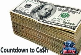 Liberty Slots in the Giving Spirit with 'Countdown to Cash' Sweepstakes