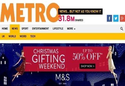 Metro Newspaper Refuses Gambling Website's Insensitive Proposal