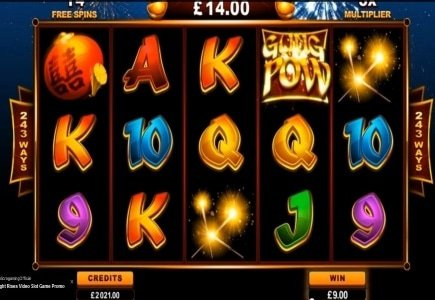 Microgaming Previews 2015 Slot Release Gung Pow