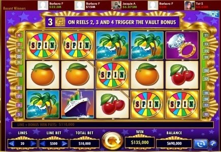 IGT Launches WOF Extra Spin on Social Casino