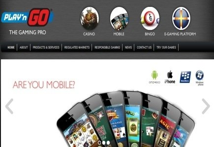 Casumo in Content Deal with Play'n GO