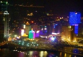 Macau Revenue's Worst Plunge in History