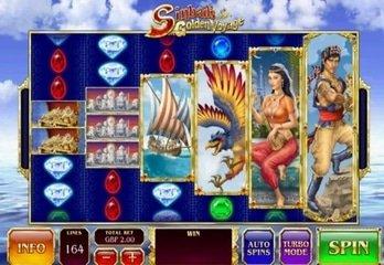 Ash Gaming Releases Sinbad's Golden Voyage