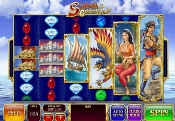 Ash Gaming Releases Sinbad's Golden Voyage
