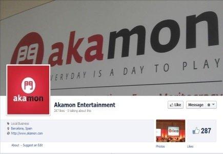 New Social Slot from Akamon