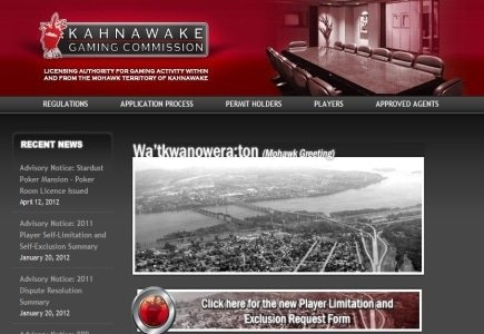 Kahnawake Gaming Commission Appoints New Chairman