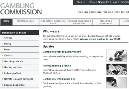 New Appointments to Board of UK Gambling Commission