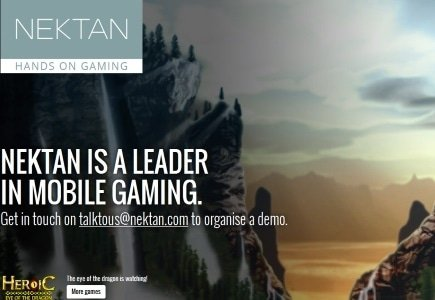 Nektan to Operate White Label Casino for INM