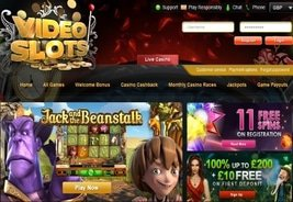 VideoSlots.com Integrates Quickspin and Playtech