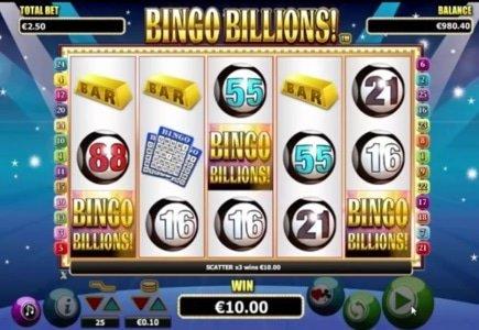 NextGen Unveils Bingo Billions