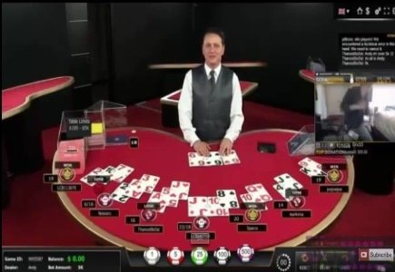 Twitch Video Features Blackjack Freak Out