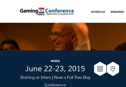 """Gaming in Holland"" Conference to Feature New Additions"