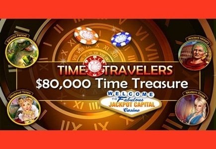 Travel and Win at Jackpot Capital Casino