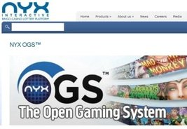 ORYX Gaming Signs with NYX Gaming