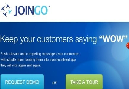 Joingo Launches Mobile App for Delaware Park Casino