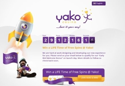 Yako Casino to Launch in July 2015