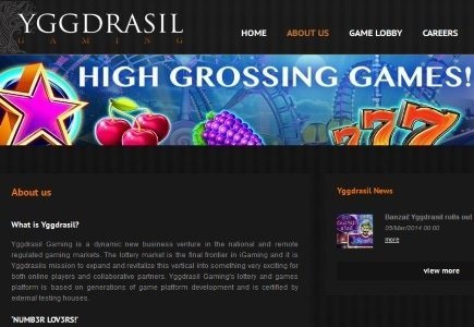 BetClic, Expekt and Monte Carlo Feature Yggdrasil Products