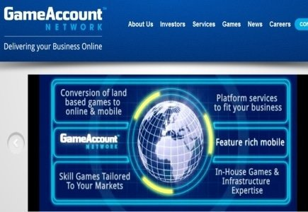 Game Account Launches Casual Mobile Gaming