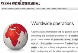 OPAP Investors Interested in Casinos Austria