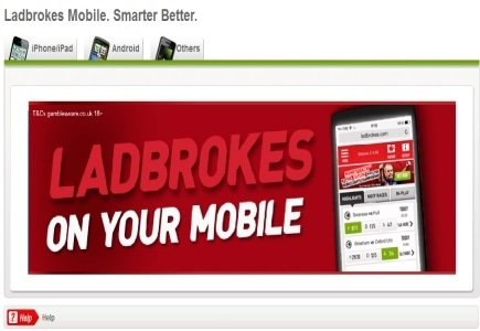 Ladbrokes Rolls Out Mobile Virtual Games from Inspired