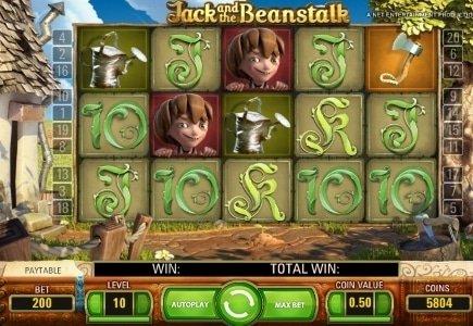 Royal Panda Player Hits $107,470 Jack and the Beanstalk Win