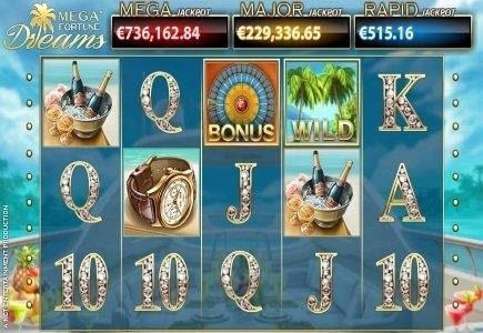 LeoVegas Player Wins SEK 2,254,169 Jackpot