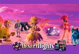 Desert Nights Casino Gets a Makeover with Latest Rival Platform