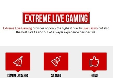 NYX Integrates Extreme Live Gaming's Live Dealer Product