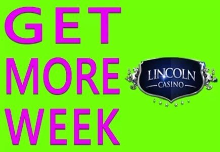 Lincoln Casino Kicks off 'Get More' Week