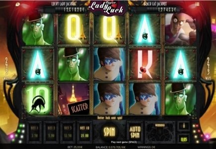 New Slot Titles from iSoftBet and Microgaming