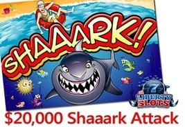 Shaaark Slot Awards $20,000 at Lincoln Casino
