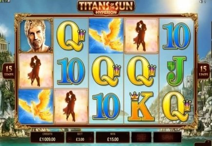 October Slot Releases from Microgaming