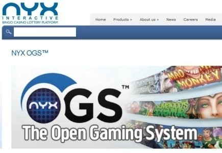 NXY Gaming Content Available Via Chartwell and Cryptologic