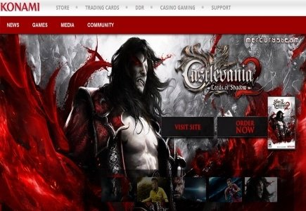 Konami Gaming to Launch Social Gaming Server in 2016