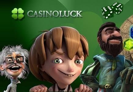 LCB Approved Casino: CasinoLuck