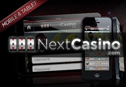 LCB Approved Casino: NextCasino