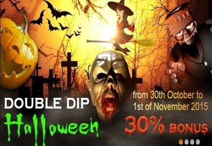 EuroCasinoBet Halloween Double Dip