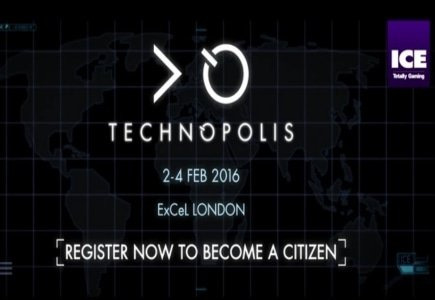 Register for ICE 2016 to Become a Citizen of Gaming Technopolis