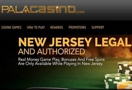 Additional Games for the NJ Market via PalaCasino.com