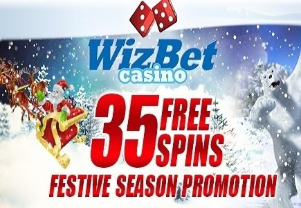 Get into the Festive Mood with WizBet Casino