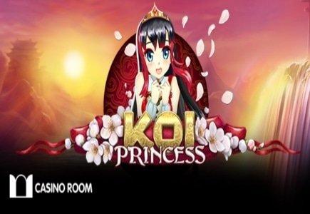 NetEnt's Koi Princess Is So Kawaii