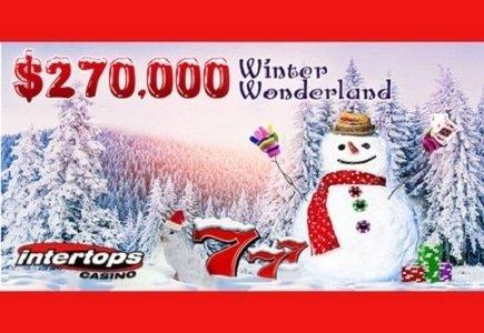 Winter Wonderland Event Kicks Off at Intertops Casino