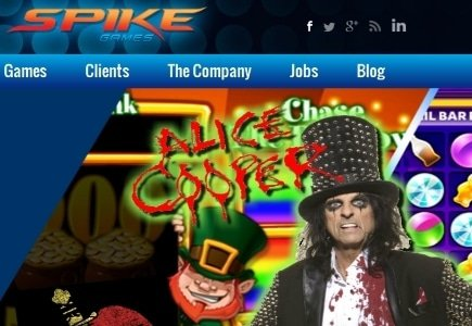 New Alice Cooper Slot Themed Slot to Launch