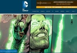 Playtech to Develop a Range of DC Comics Branded Games