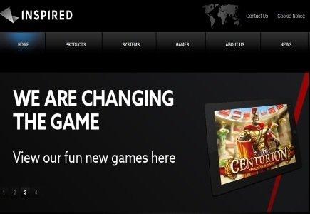 New Games from Inspired Gaming and MGA