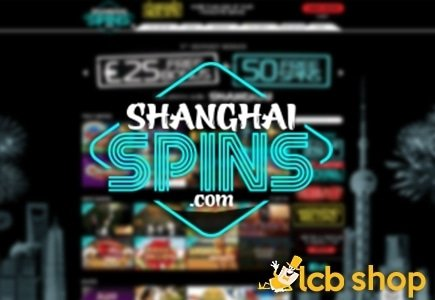 New LCB Shop Item: 20 Free Spins from Shanghai Spins