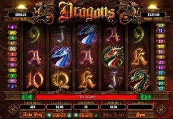Bodog Player Banks $63,126.78 on Dragons Slot